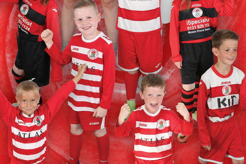 Bonnyrigg Rose Community Football Club